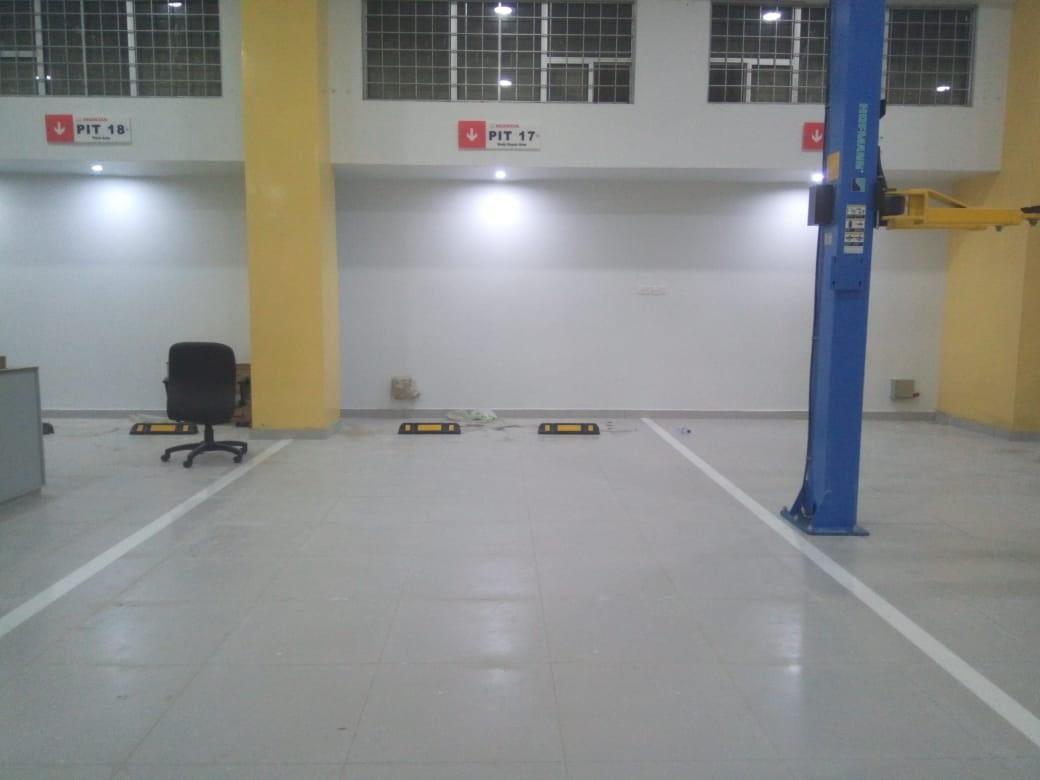 Honda Abbottabad Dealership Building