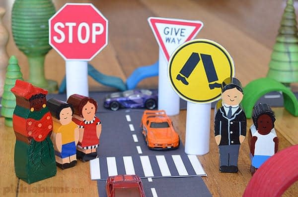 road safety products learning
