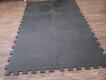 Rubber Flooring Mat