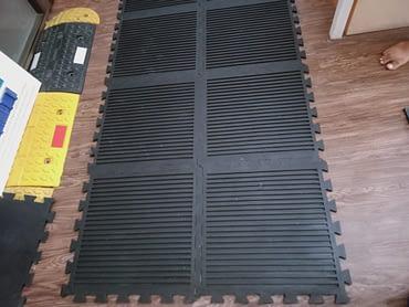 Rubber Flooring in Pakistan